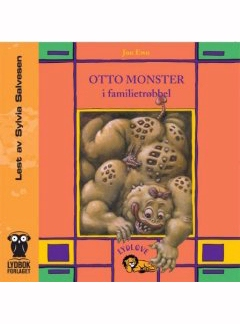 Otto Monster i familietrøbel (1 cd)